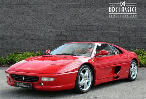 Ferrari 355 F1 by Ferrari F355 F1 Berlinetta Lhd