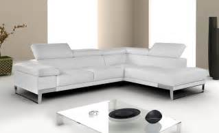 Breathtaking white sectional with italian leather chicago illinois