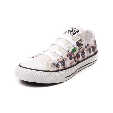 shoes for pugs shop for youthtween converse all pug lo sneaker in multi at journeys kidz shop