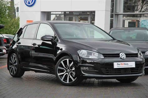 Volkswagen Golf Black 2015 Image 216
