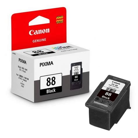 Tinta Canon Pg830 Black Ink Cartridge Original Pg 830 jual tinta printer cartridge printer canon pg 88 black original distributor tinta printer