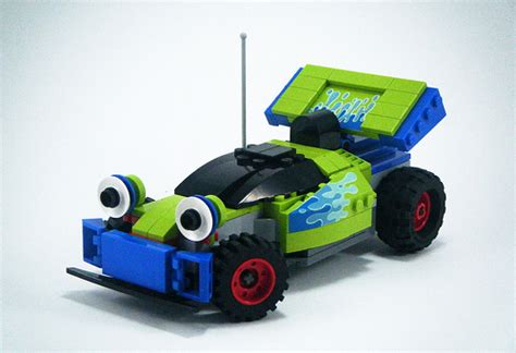 Lego Mobile Racers Buzz Saw remote controlled story rc flickr photo