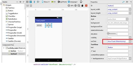 Layout Doesn T Work Android | java android onclick method in layout doesn t work