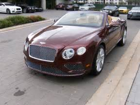 Bentley Houston 2016 Bentley Continental Gtc Stock Gc053849 For Sale