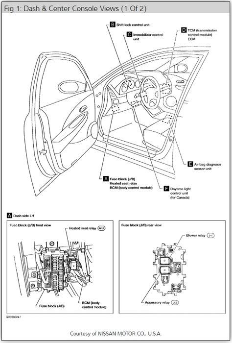 1998 nissan altima ac wiring diagram freightliner ac