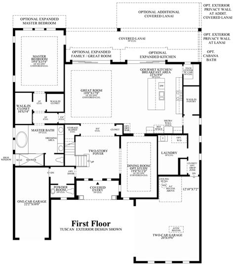 the lakeshore floor plan lakeshore estates collection the avanti home design
