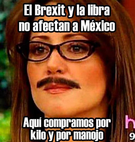 Meme Andrea - no pod 237 an faltar memes del brexit y andrea legarreta