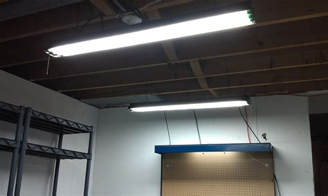 suspended ceiling fluorescent light fixtures iron