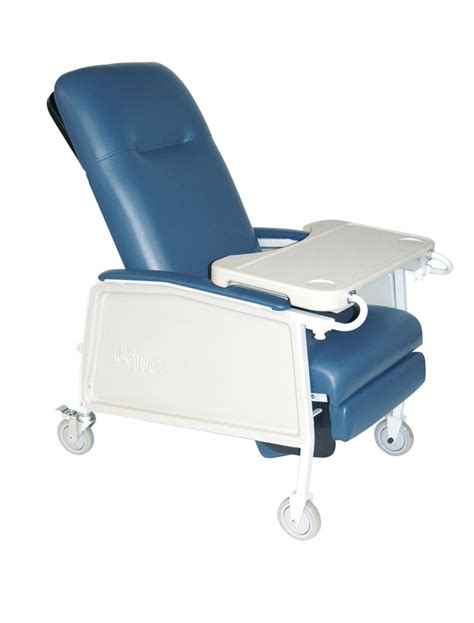 Geri Chair Recliner by Drive 3 Position Geri Chair Recliner