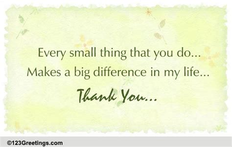 Thank You Note To Inspiring Thanks For Inspiring Me Free Inspirational Ecards Greeting Cards 123 Greetings