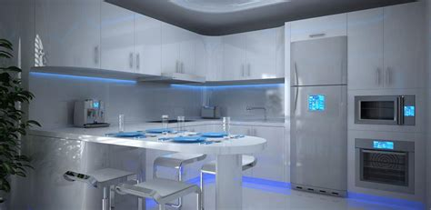 Design For Futuristic Kitchen Ideas Best Futuristic Kitchens Szukaj W Best Kitchen Designs