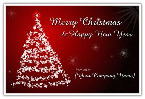 Christmas Card Emails Templates Free Christmas Lights Card And Inside Email Christmas Card Card Emails Templates Free