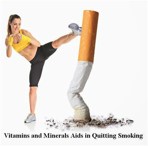 Vitaminc Dosage For Nicotine Detox by Vitamins And Minerals For Quitting