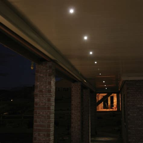 recessed patio lights recessed patio lighting recessed lighting in patio cover