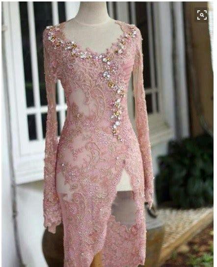 Fashion Wanita Kebaya Cape Lace Terbaru 27 macam model baju kebaya pesta terbaru 2016 fashion