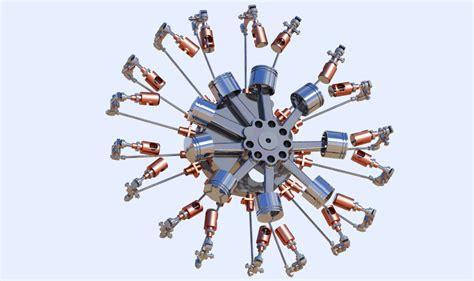 wondered   rotary engine works