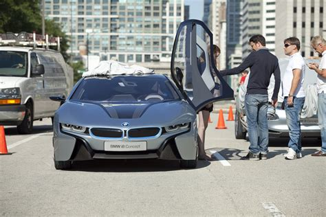 bmw i8 length article the sporty side of bmw i i8 pictures and
