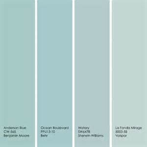interested in trying a version of duck egg blue yourself consider one of the four paint colors