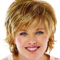 wash and wear hairstyles for 60 hairstyles for round faces and thin hair