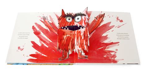 libro the colour monster the colour monster pop up anna llenas