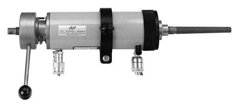 hydraulic puller ram teco hydraulic operated spear model puller call
