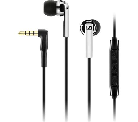 Dijamin Sennheiser Earphone Cx 2 00i buy sennheiser cx 2 00i headphones black iphone 7
