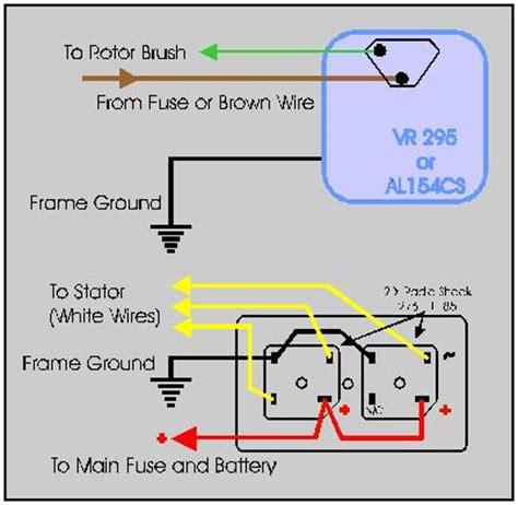 bwd voltage regulator wiring diagram wiring diagram with