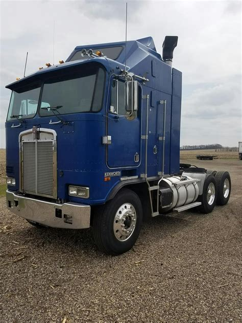 kw trucks for sale kenworth cabover trucks for sale used trucks on buysellsearch