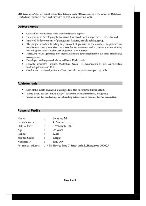 sle resume for prep cook teradata sle resume 28 images 16 teradata resume sle