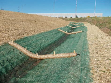 permanent turf reinforcement matting miller seed company