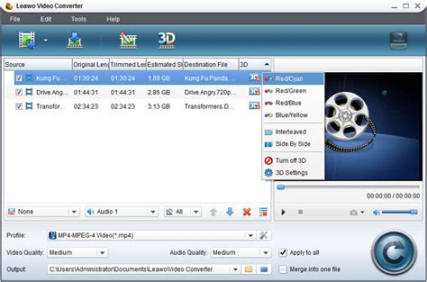 mkv format converter to mp4 leawo free mkv to mp4 converter convert mkv to mp4 for free