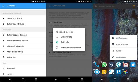 aviate apk seven tricks to aviate the smart launcher yahoo downloader apk
