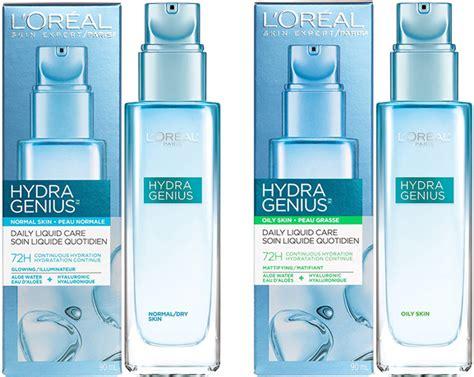 Skin Care L Oreal free sle l oreal hydra genius skin care free stuff finder