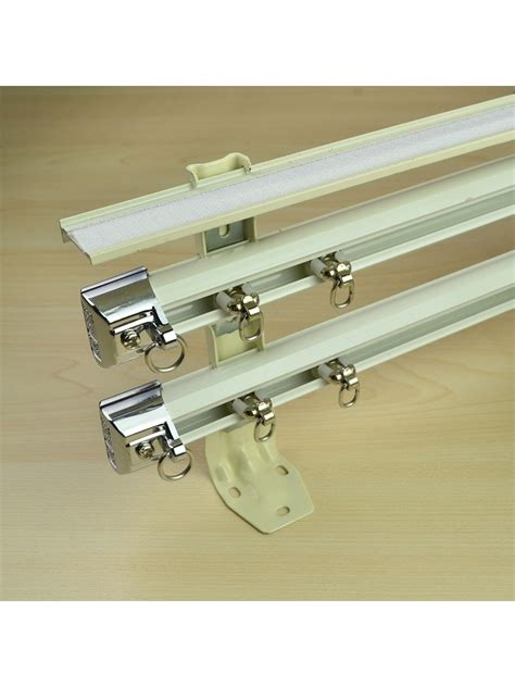 dual curtain track double curtain track promotion shop for promotional double