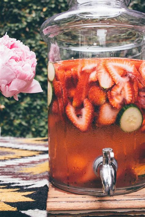 Best Detox Spas In The World by Strawberry Cucumber Spa Water Recipe Popular It Is
