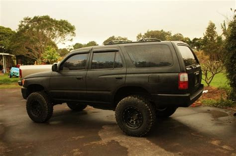 Toyota 4runner Blacked Out Blacked Out 97 Sr5 From Hawaii Toyota 4runner Forum