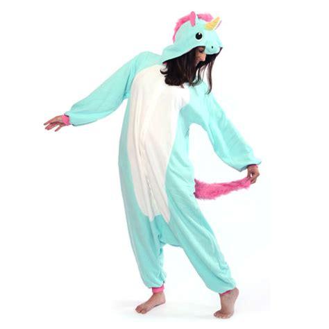 Pajamas Unicorn by Japanese Kigurumi Pajamas Thinkgeek