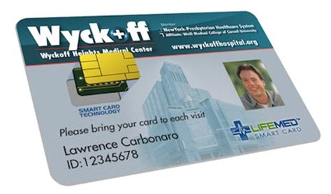 smart design id card lifemed id smart cards enhance meaningful use