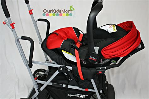 joovy caboose ultralight car seat adapter joovy caboose ultralight stand on tandem stroller