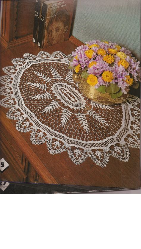 home decor crochet magic crochet magazine no 28 december 1983 home decor