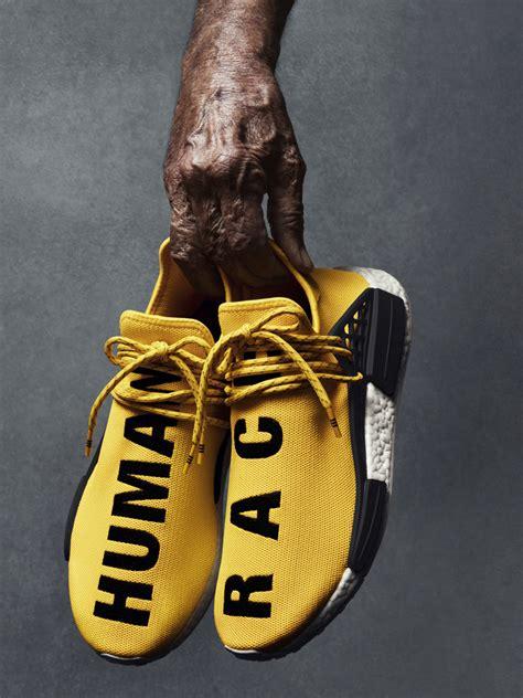 Adidas Pharrel Willams 2 adidas originals pharrell williams hu nmd urdesignmag