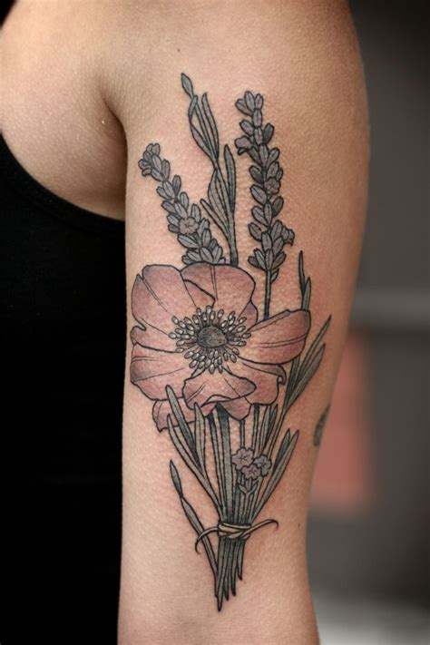 lavendar tattoo 88 best lavender images on lavender