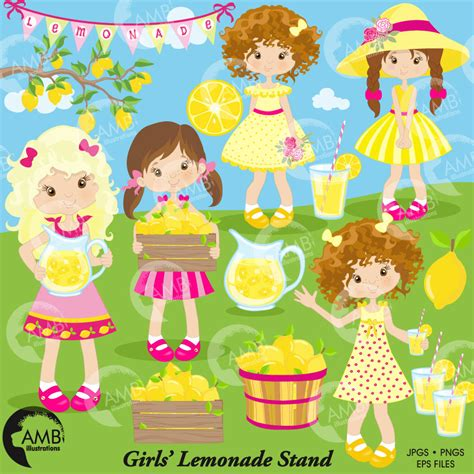 lemonade clipart lemonade clipart lemonade stand clipart lemonade