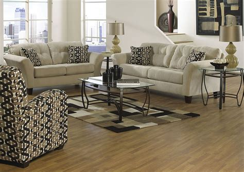 front room furniture sets jarons halle doe sofa loveseat reclining chair
