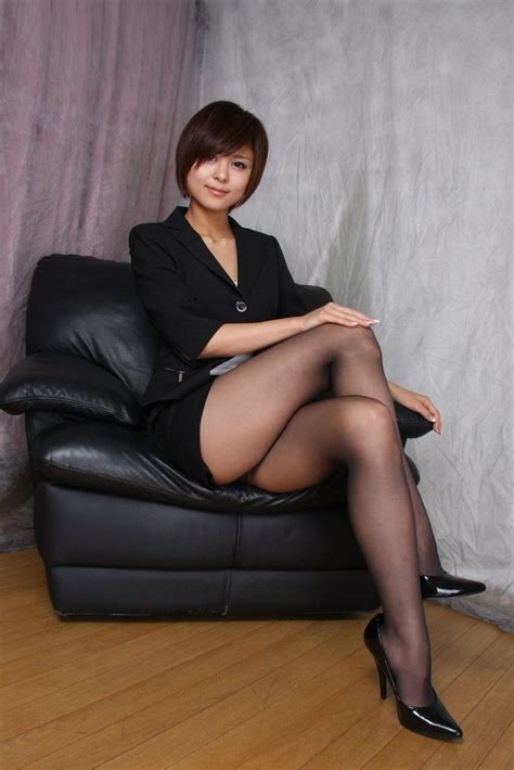 Legs For A by Asian Crossed Legs In And