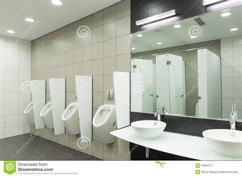 public bathroom men wc for men stock image image 35829111