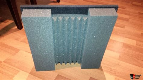 Auralex Platsheet Platfoam Platform auralex subdude hd subwoofer isolation platform photo 684078 canuck audio mart