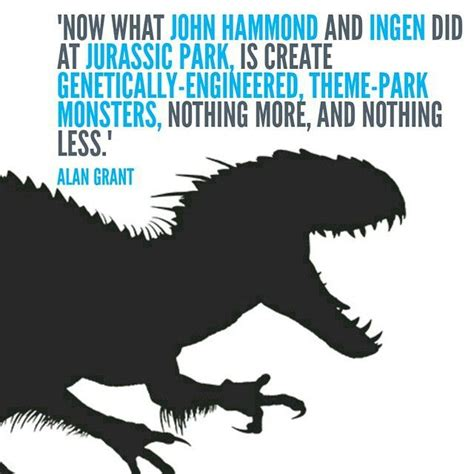 jurassic park quotes jurassic world dr alan grant quote from jp3 welcome to