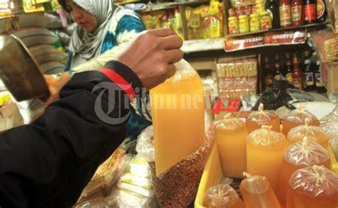 Minyak Goreng Curah Per Kg distributor gunakan kemasan khusus pemerintah apresiasi