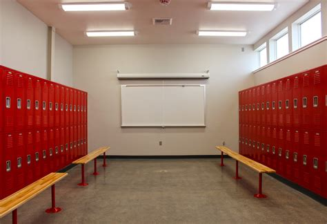 high school locker room high school locker room design peenmedia